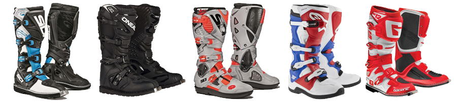 Best Dirt/Off-Road Motorcycle Boots