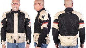 Pilot Motosport Elipsol Air Jacket