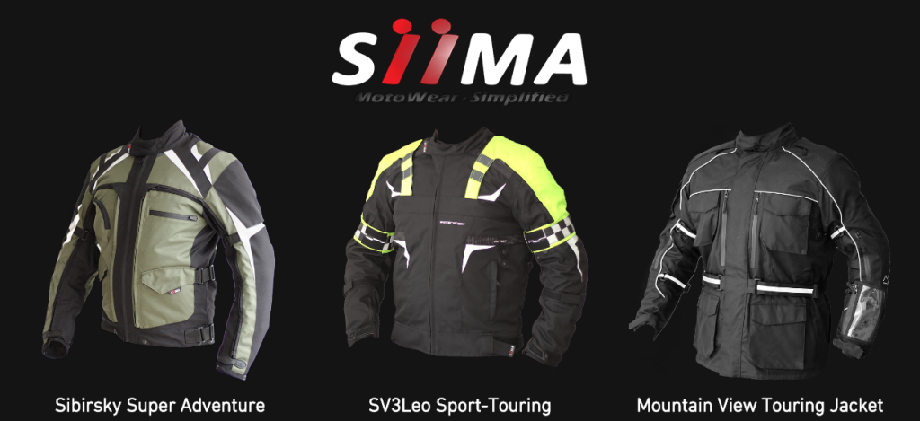 Siima Sibirsky Super Adventure Riding Gear