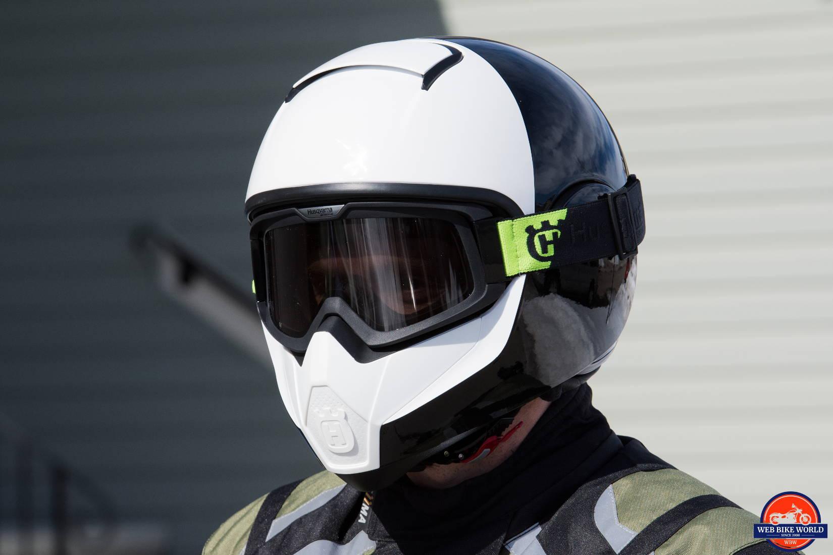 husqvarna pilen helmet comprehensive hands on review