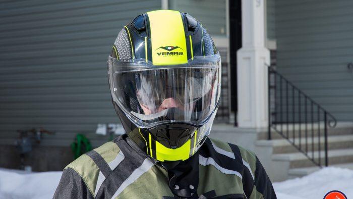 Vemar Sharki Modular Helmet