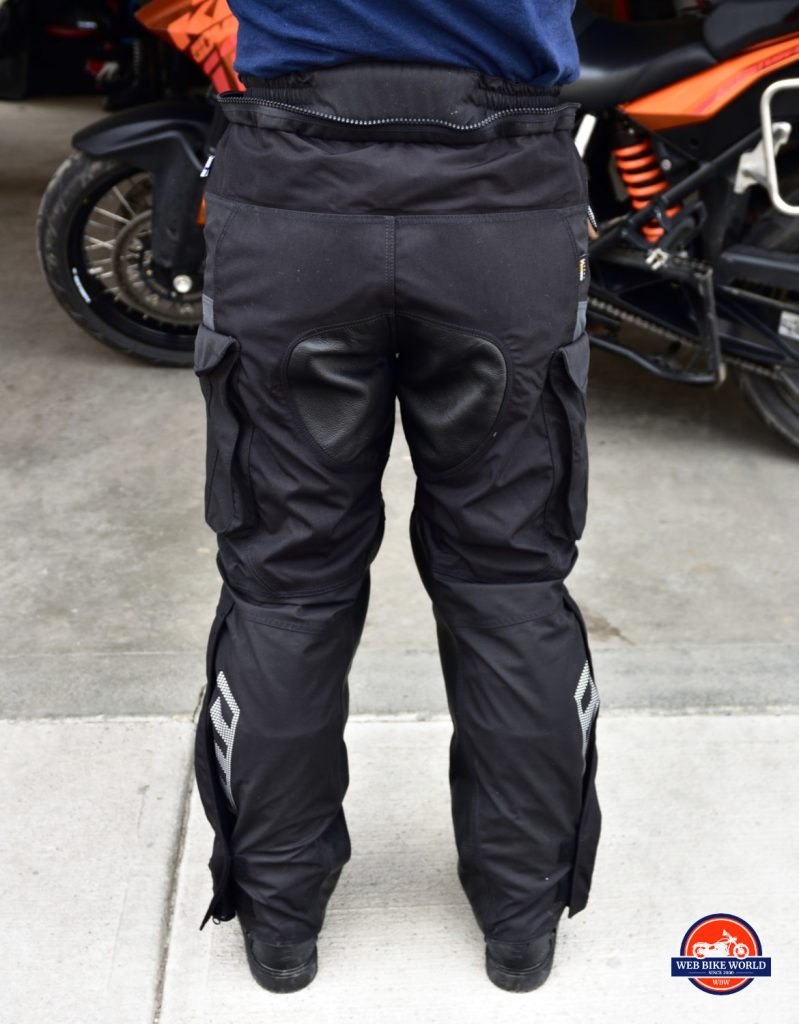 Rukka ROR Pants Full Back View