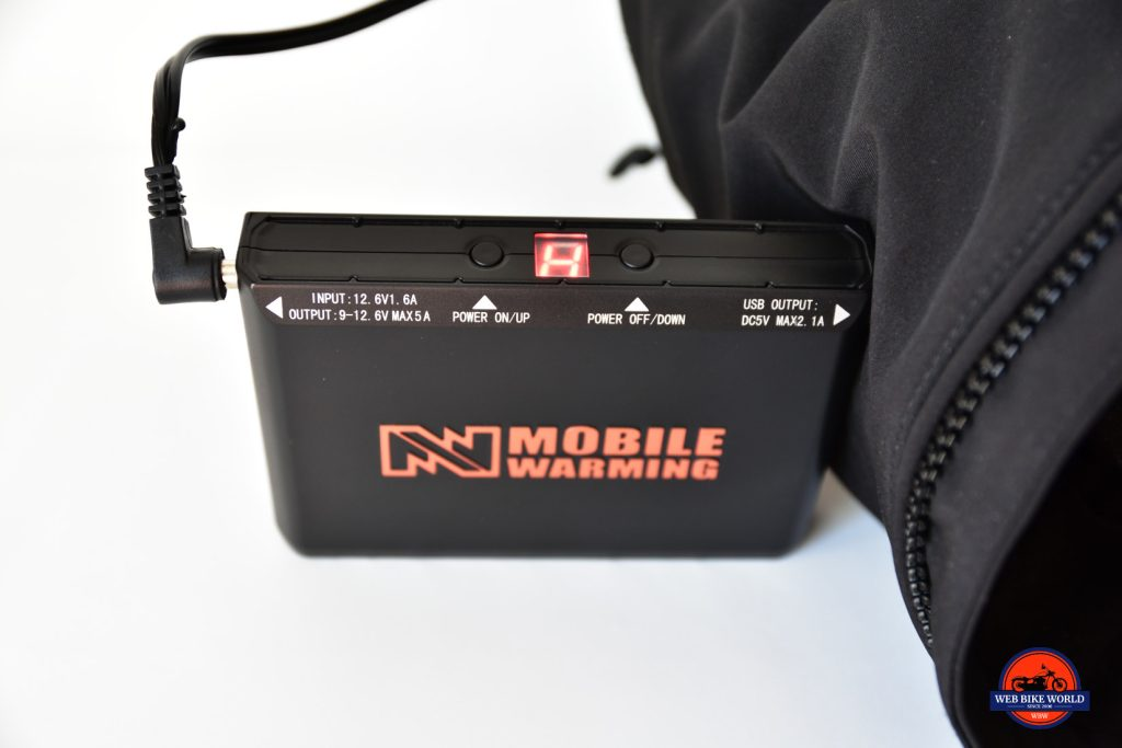 Lithium Ion Mobile Battery
