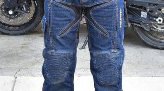 Trilobyte Probut X-Factor Cordura Denim Jeans Front View