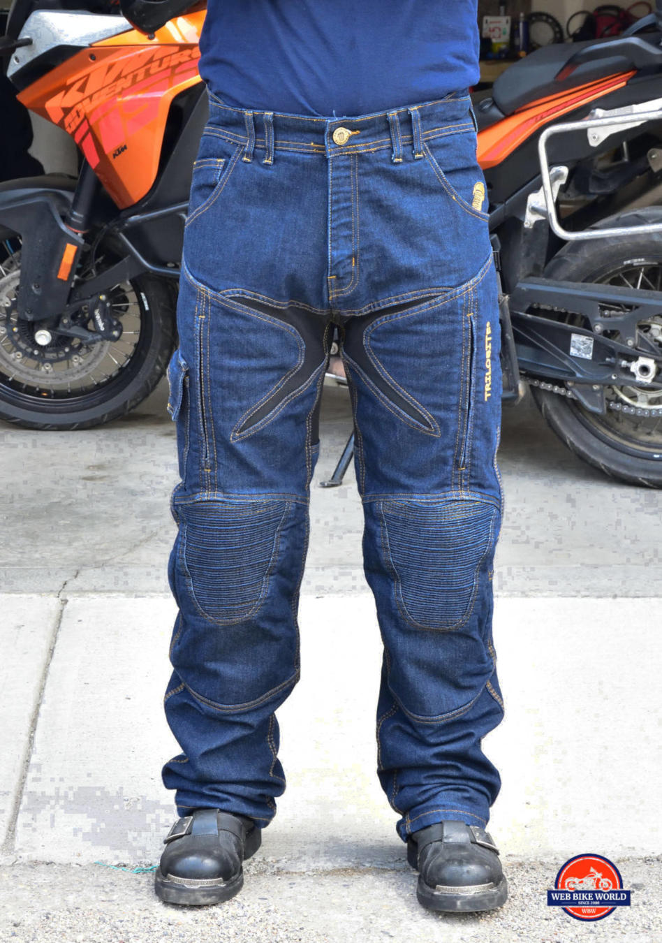 792180e8d24df6 Motorcycle Jeans Reviews Archives | webBikeWorld