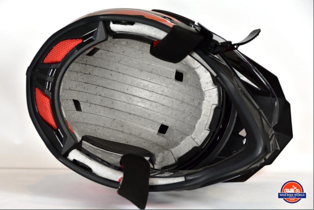 Vemar Kona Graphic Helmet Underside View