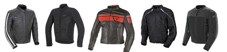 Our Favorite Cruiser/V-Twin Jackets