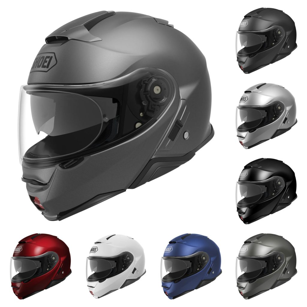Shoei Neotec II Colorways