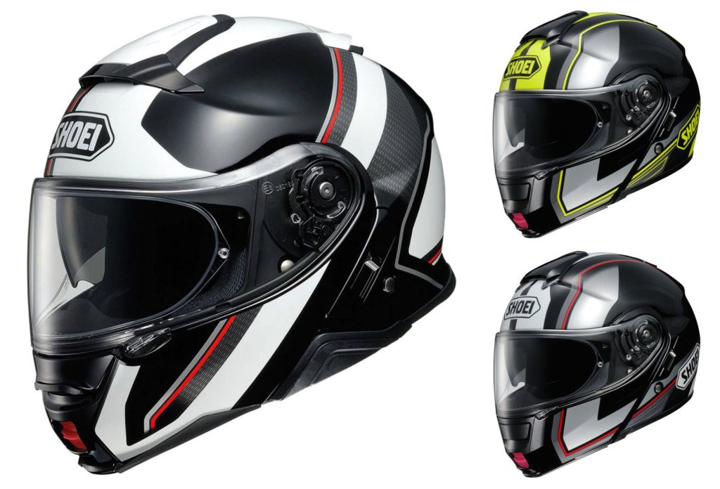 Shoei Neotec II Excursion Colorways