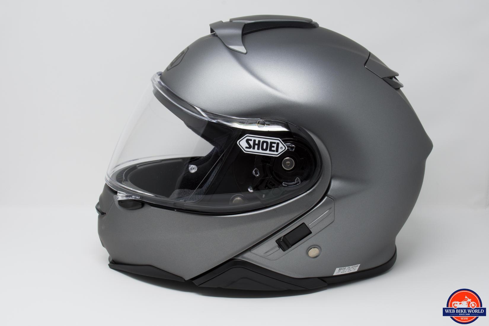 4bc0d6da Shoei Neotec II w/ SENA SRL Hands-On Review   webBikeWorld