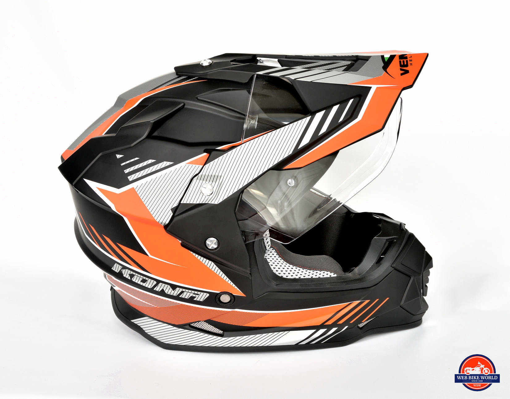 Vemar Kona Graphic Helmet Right Side View