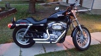 2008 Harley Davidson XL