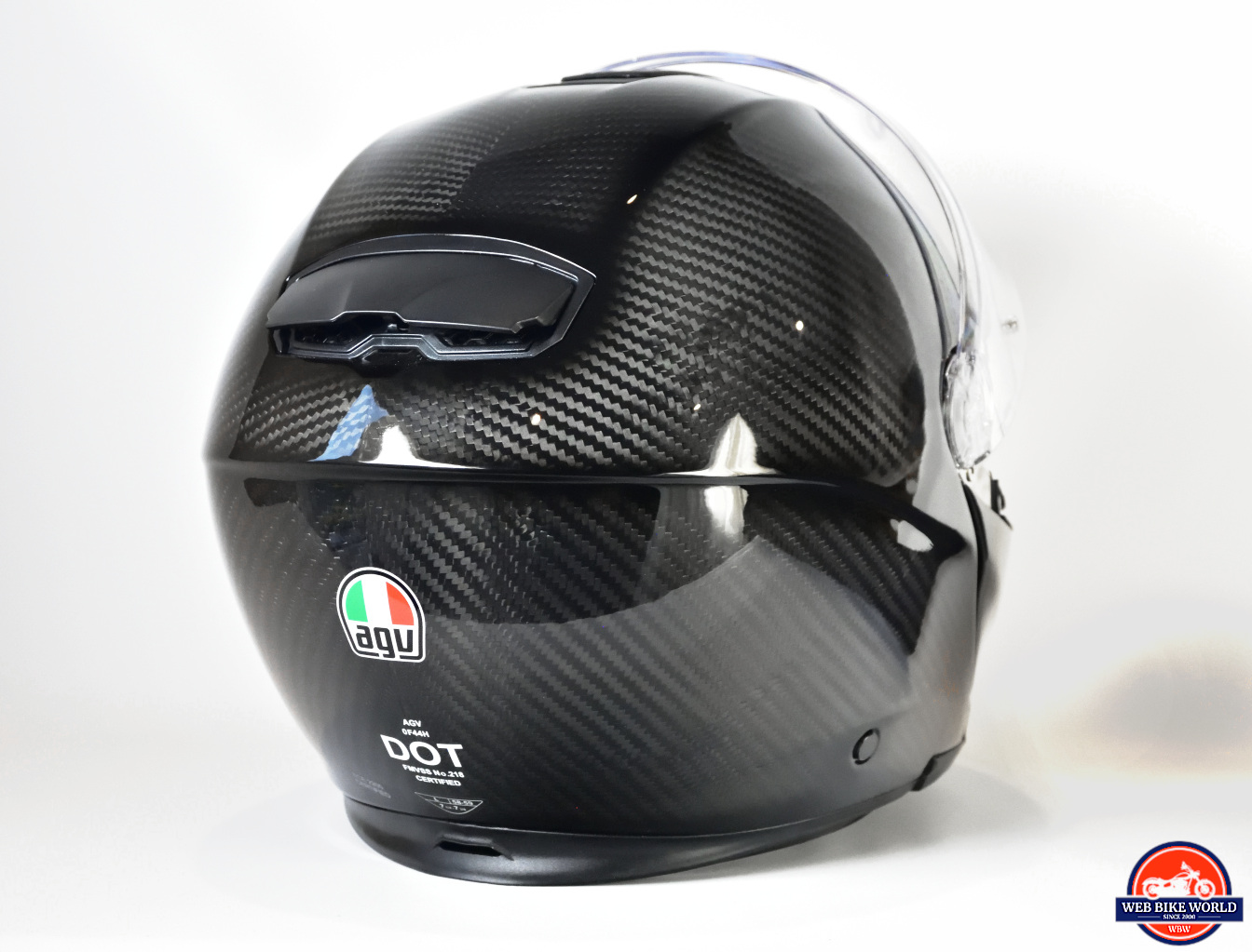 Agv Sportmodular Carbon Helmet Hands On Review So Very Good
