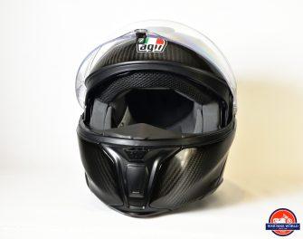 AGV Sportmodular Carbon Helmet Hands-On Review: So Very Good