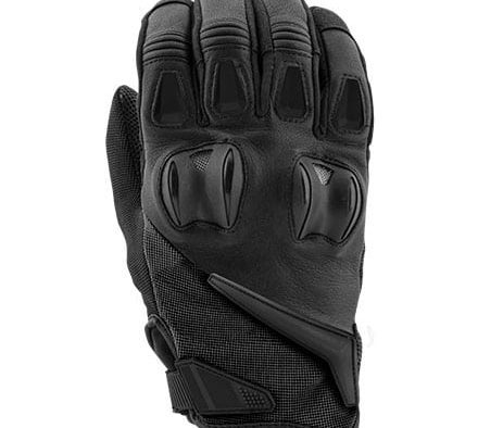 Joe Rocket Canada Atomic Textile Gloves in Black