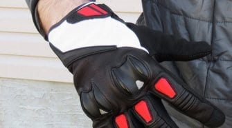 Joe Rocket Canada Atomic Textile Gloves