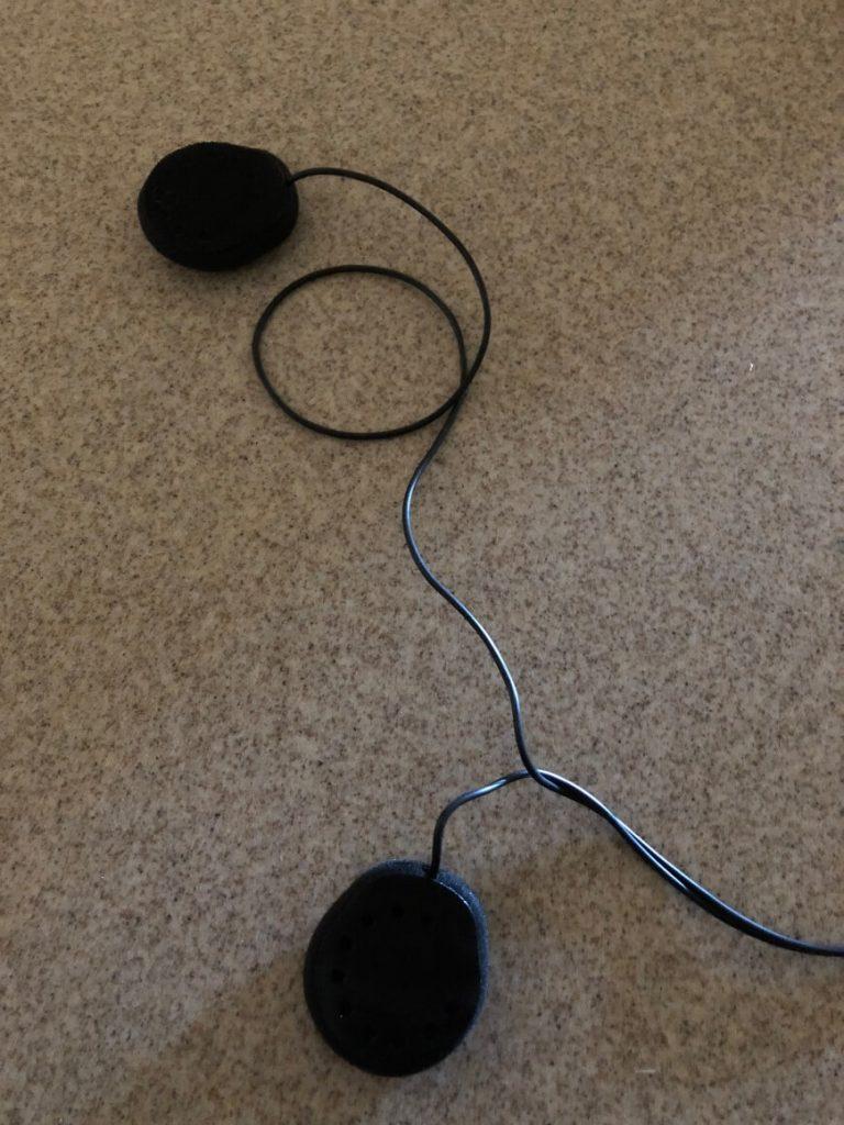 Packtalk Bold speaker set