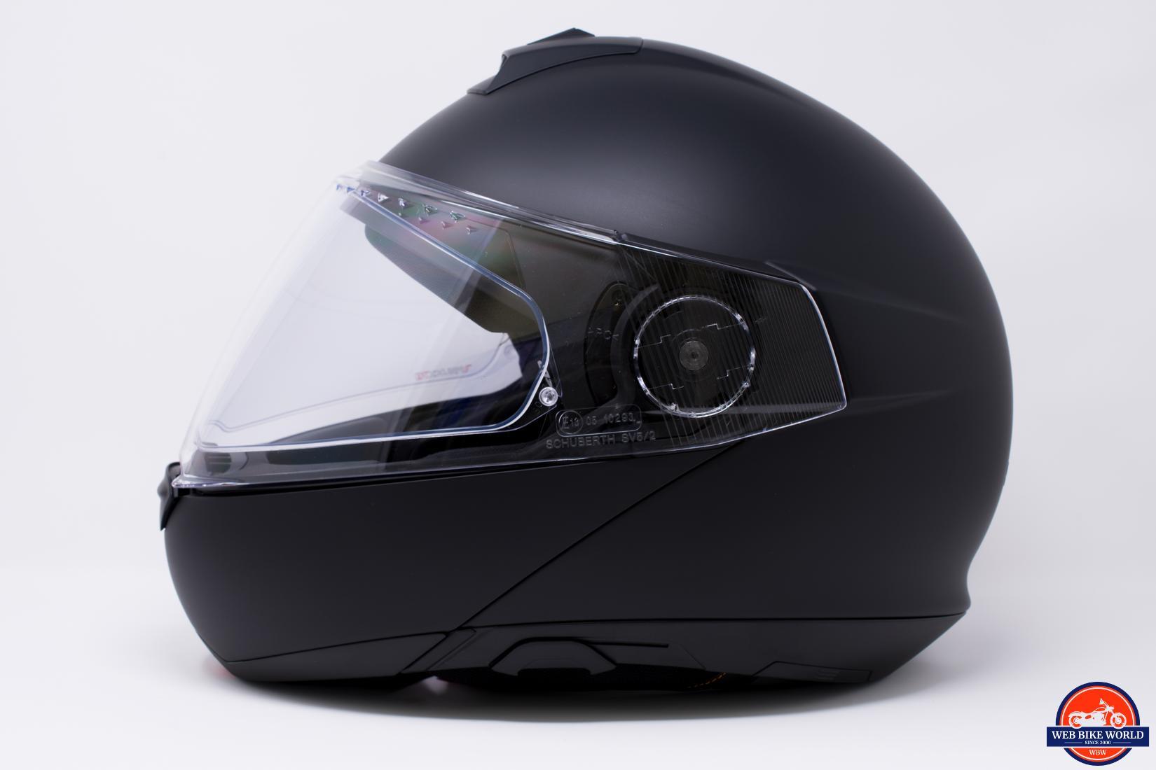 Schuberth open helmet: description and reviews. Outdoor motorcycle helmet Schubert