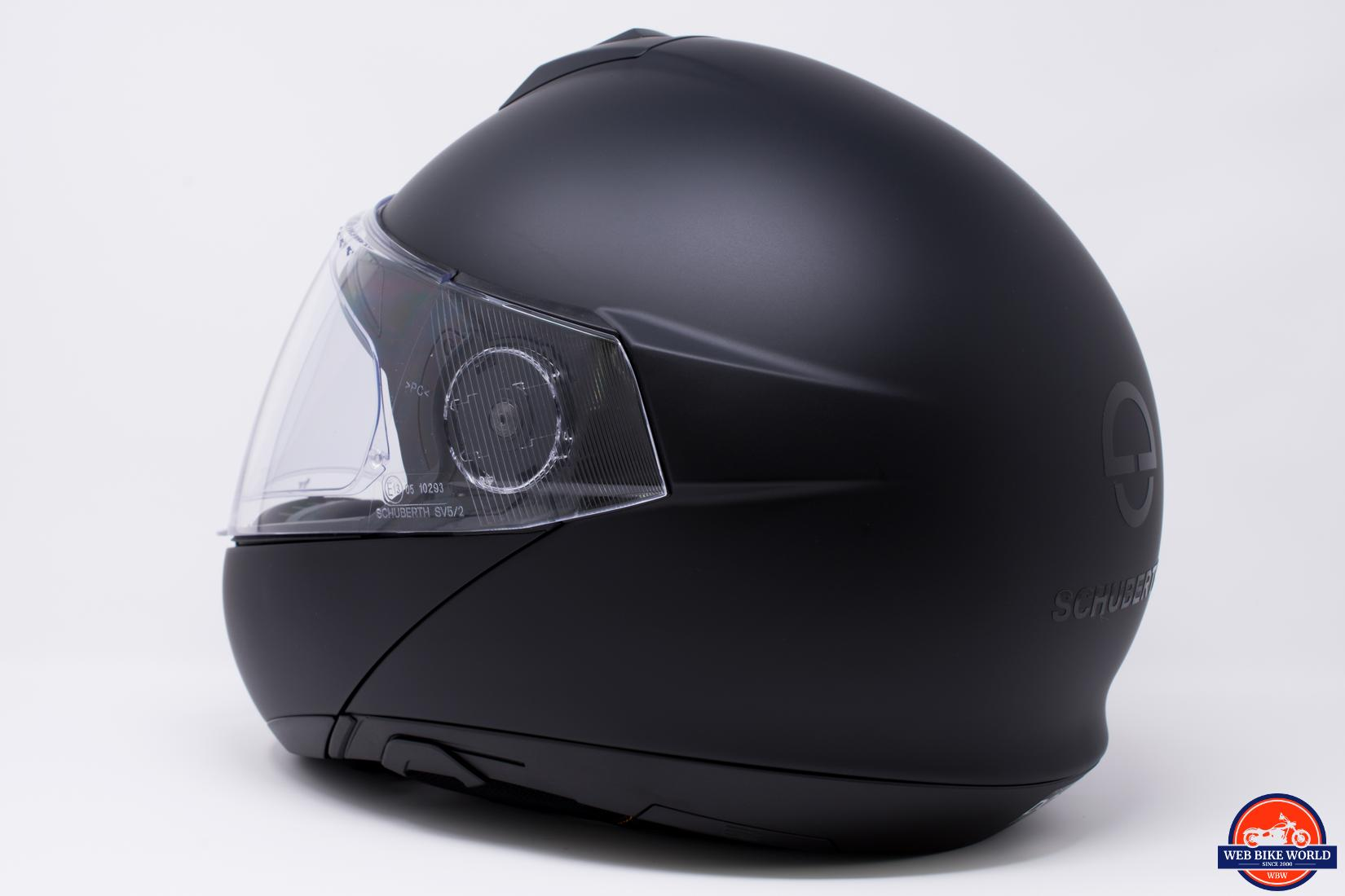 SCHUBERTH C4 in Matt Black