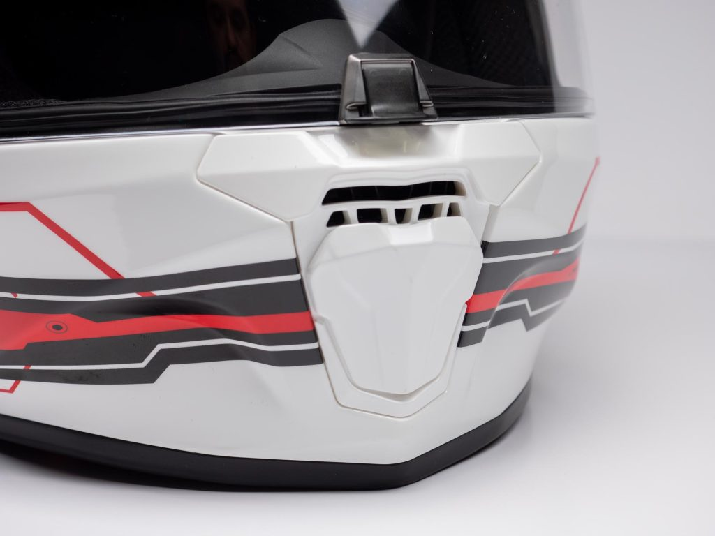 Scorpion EXO R420 Helmet Front Chin Vent