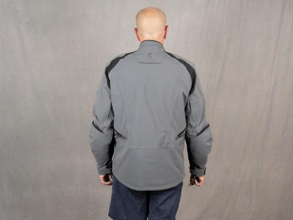 REAX Ridge Textile Jacket As Shown On Model