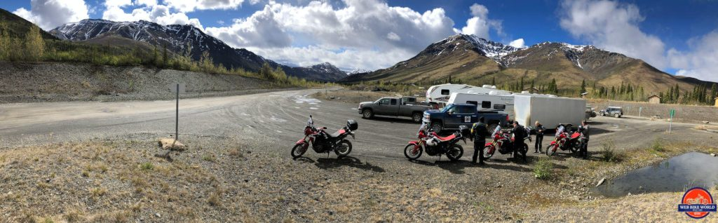 Tombstone Park in Yukon Territory on the Dempster Highway.
