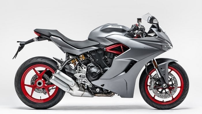 2018 Ducati Supersport S.