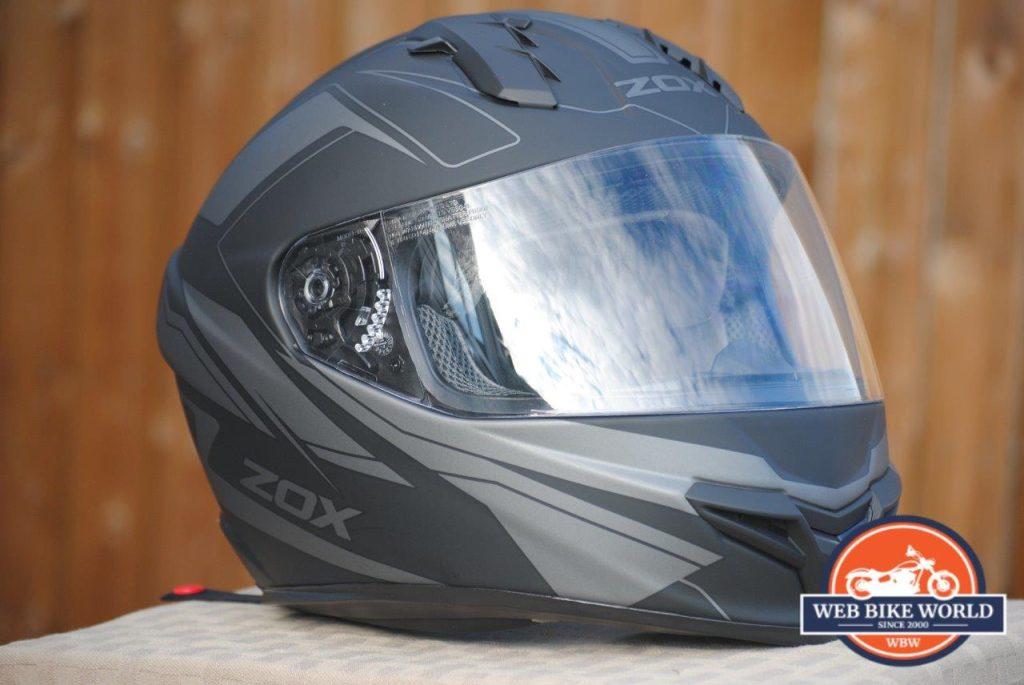 ZOX Full Face Helmet