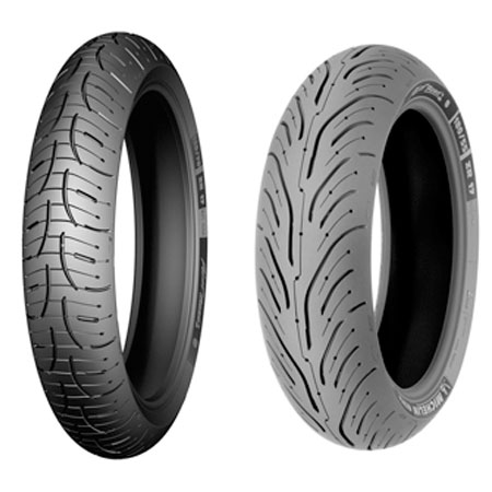 Michelin Pilot Road 4 tires