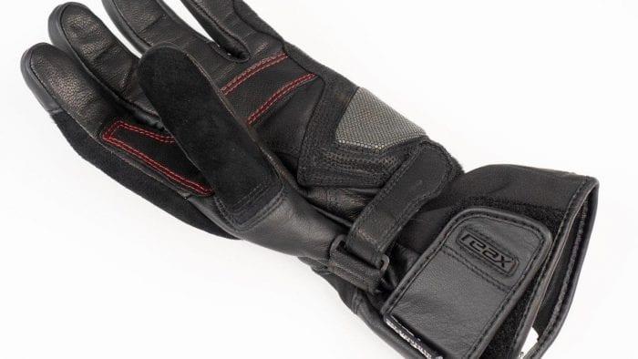 REAX Ridge Waterproof Gloves Left Glove View