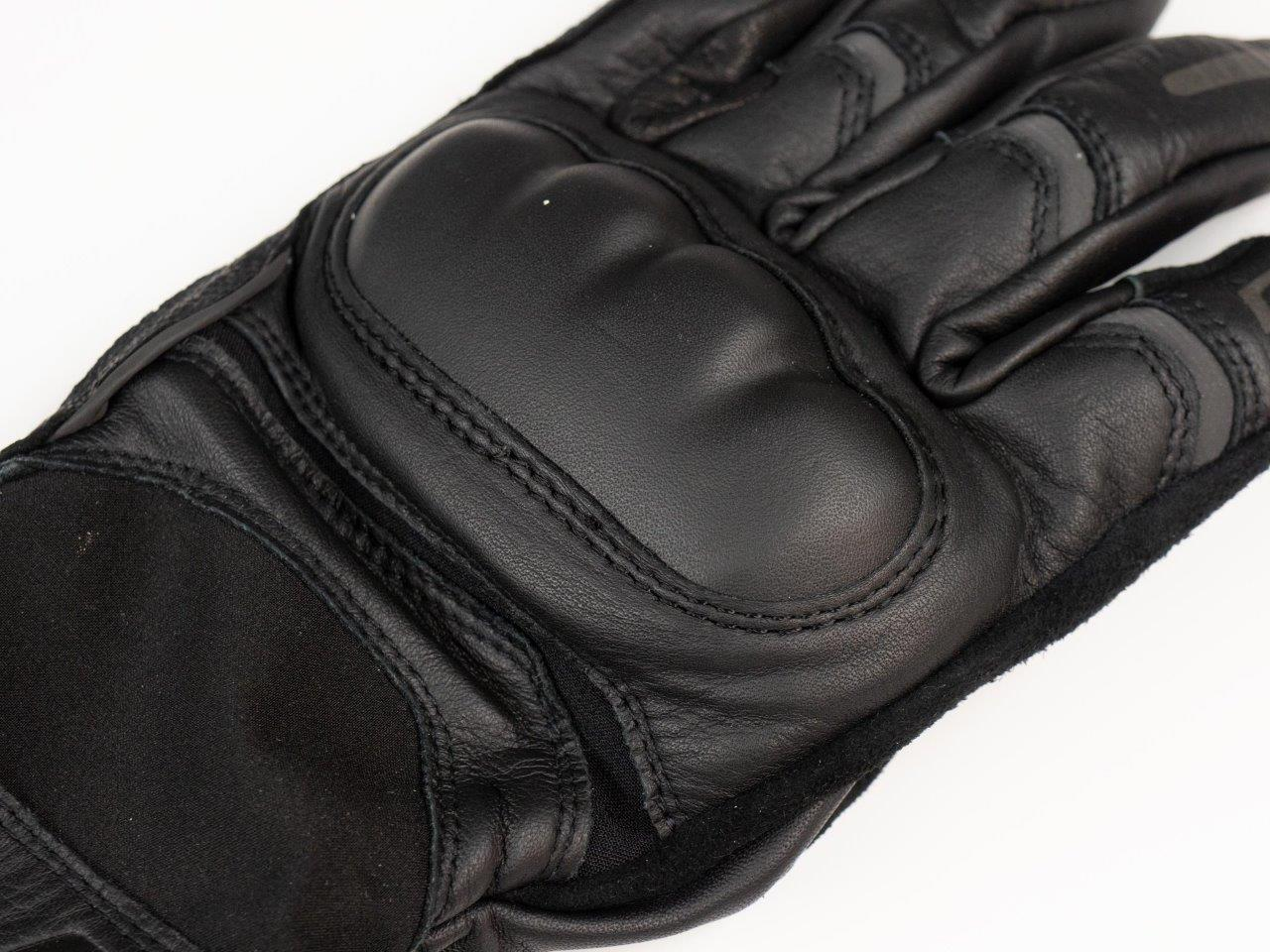 REAX Ridge Waterproof Gloves Knuckle Closeup
