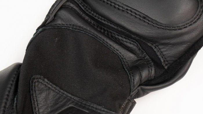 REAX Ridge Waterproof Gloves Palm and Wrist closeup
