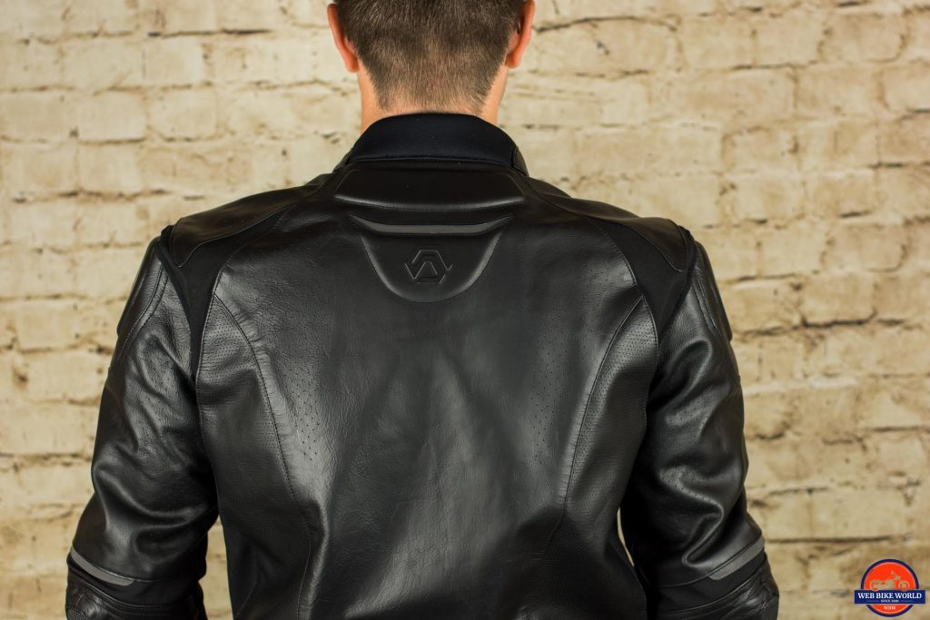 REAX Jackson Riding Jacket Back View