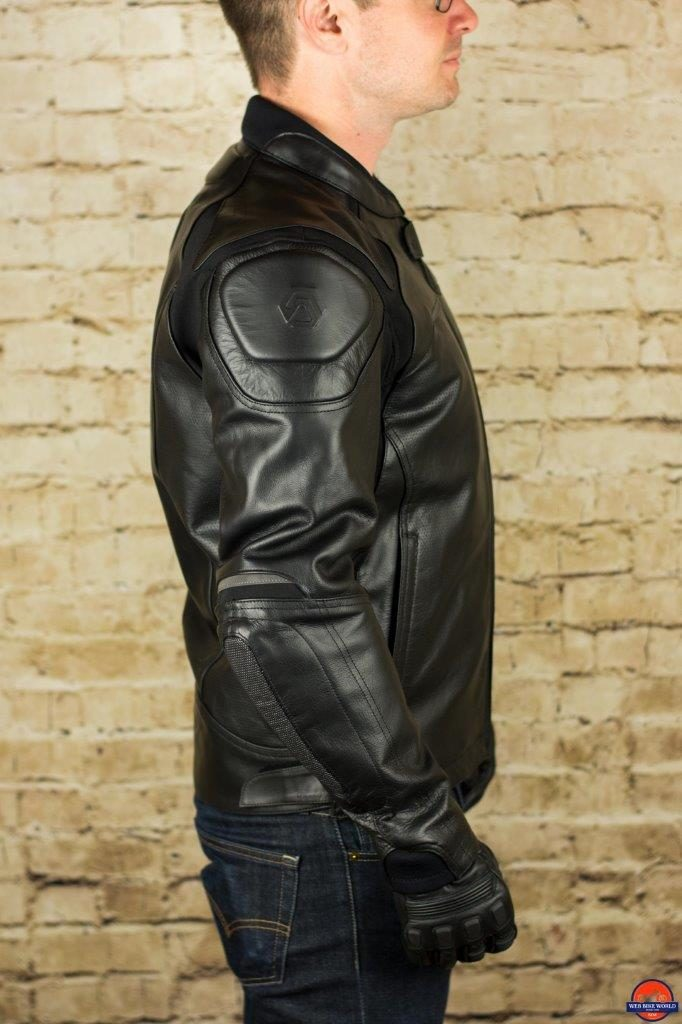 REAX Jackson Riding Jacket Side View