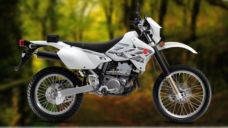 2019 Suzuki DRZ400S