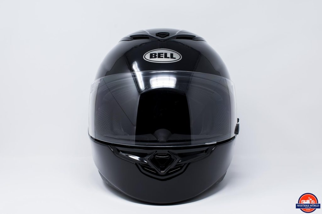 Bell RS-2 Helmet in gloss black version