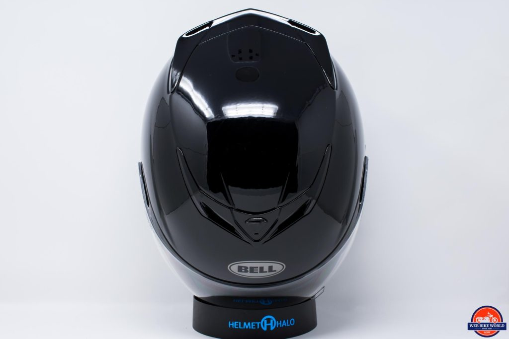 Bell RS-2 Helmet topside full view
