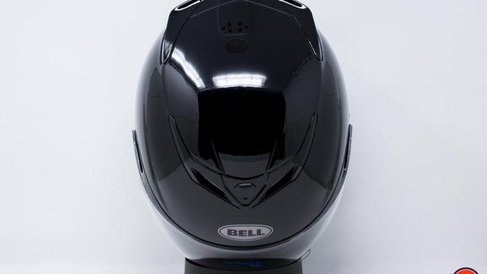 Bell RS-2 Helmet topside full view