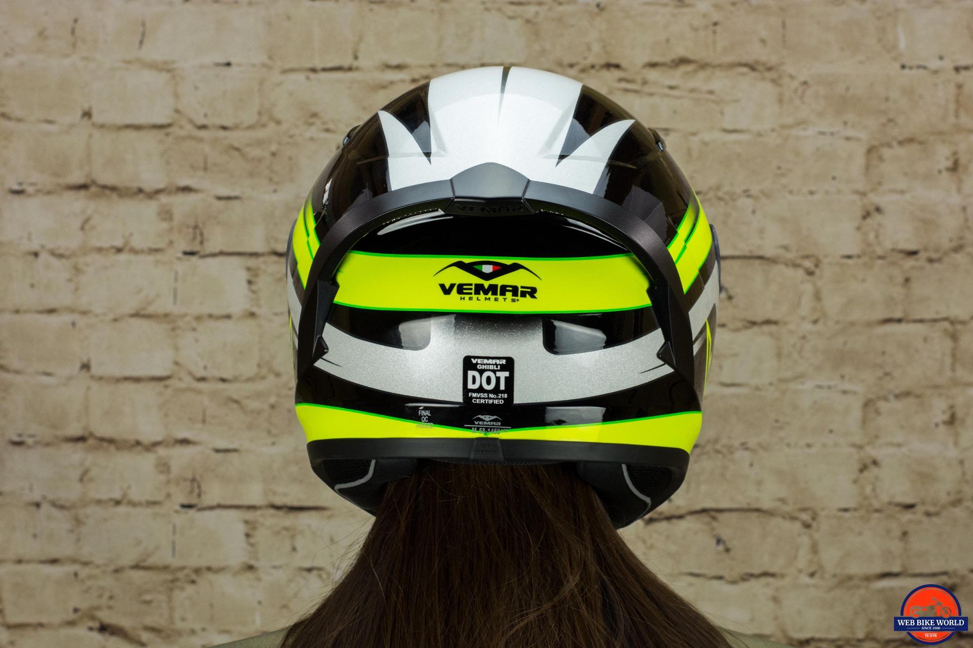 Vemar Ghibli Full Face Helmet