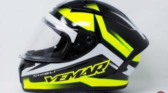Vemar Ghibli Full Face Motorcycle Helmet