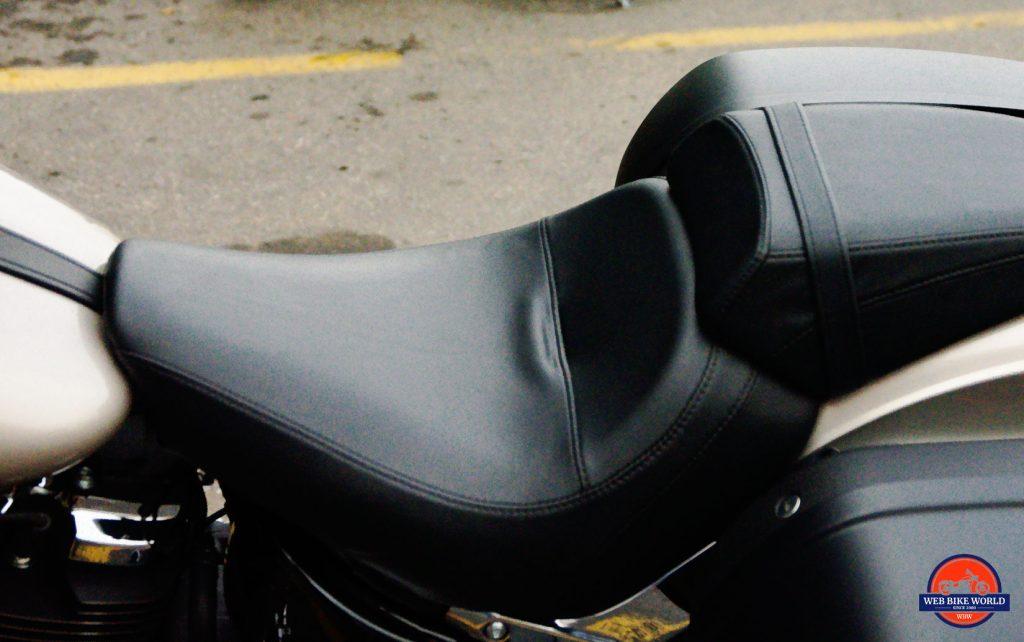 2018 Sport Glide seat.