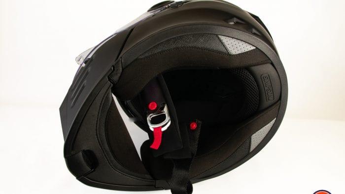 Simpson Mod Bandit Helmet.