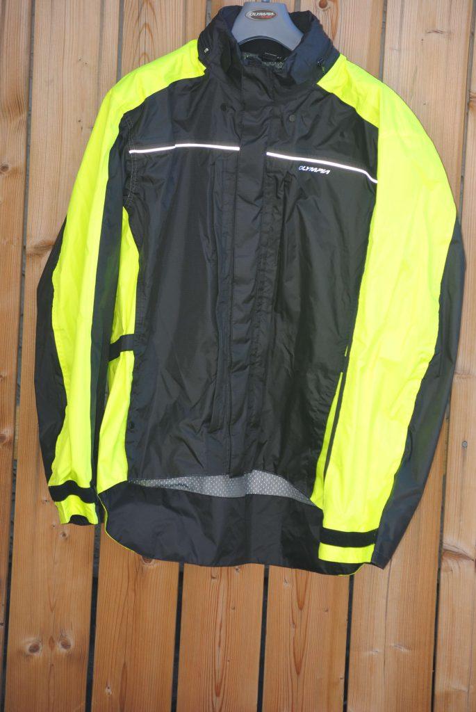 Olympia X Moto 2 Rain Jacket