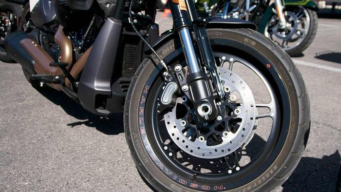 2019 Harley Davidson FXDR.