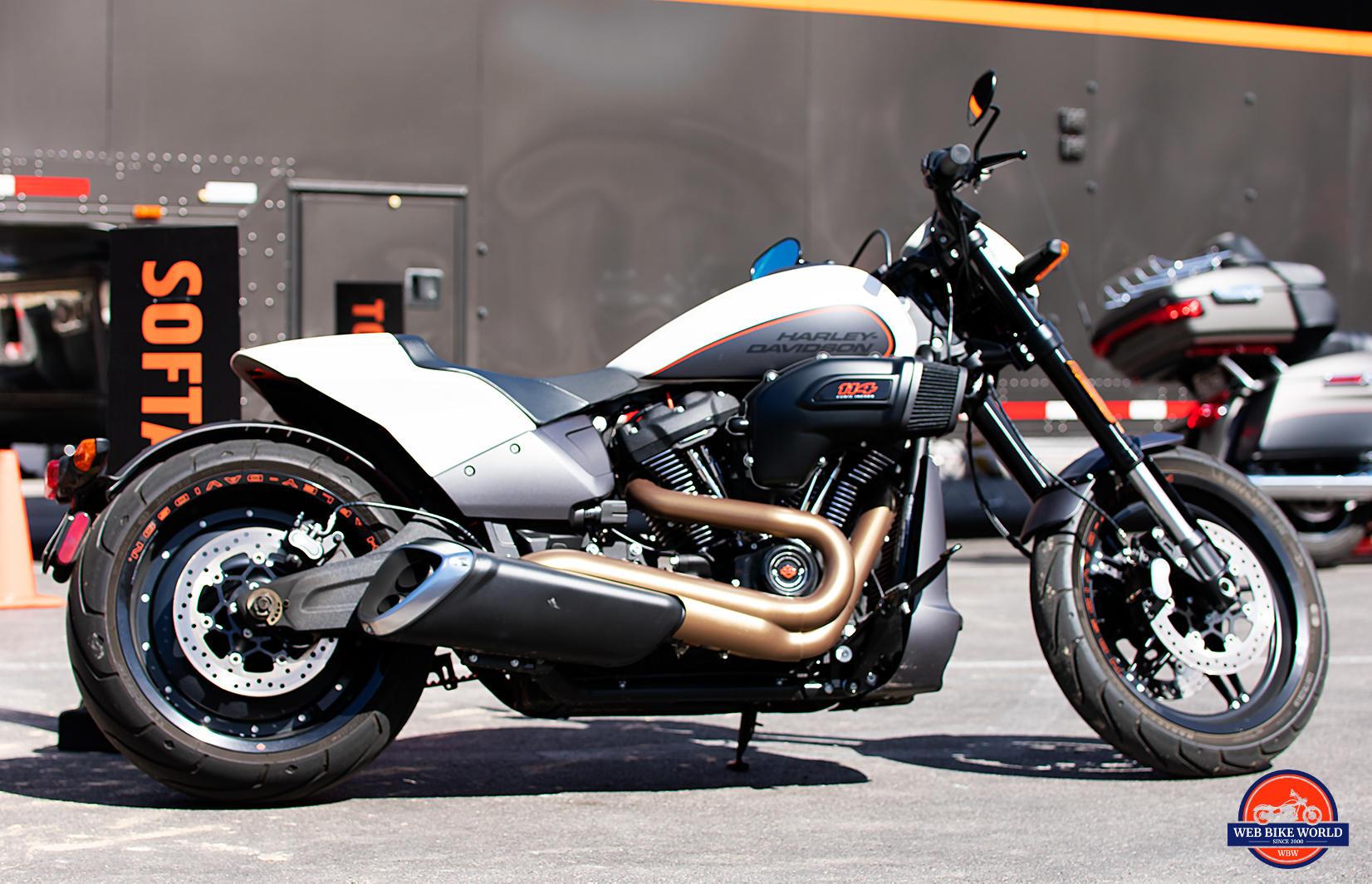 2019 Harley Davidson Fxdr 114: 2019 Harley Davidson FXDR Test Ride