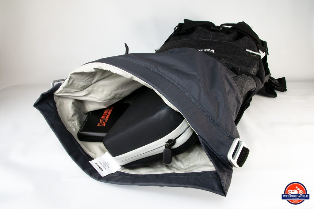 Velomacchi 40L Speedway Backpack.