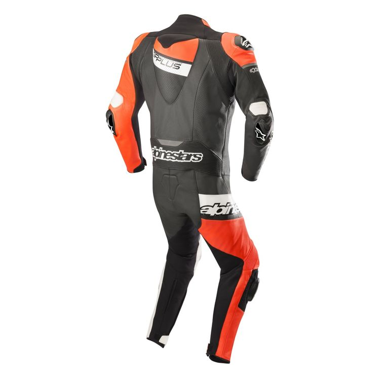 Alpinestars leather venom race suit rear view