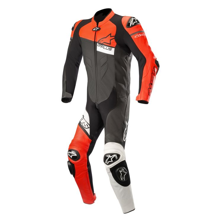 Alpinestars leather venom race suit front view