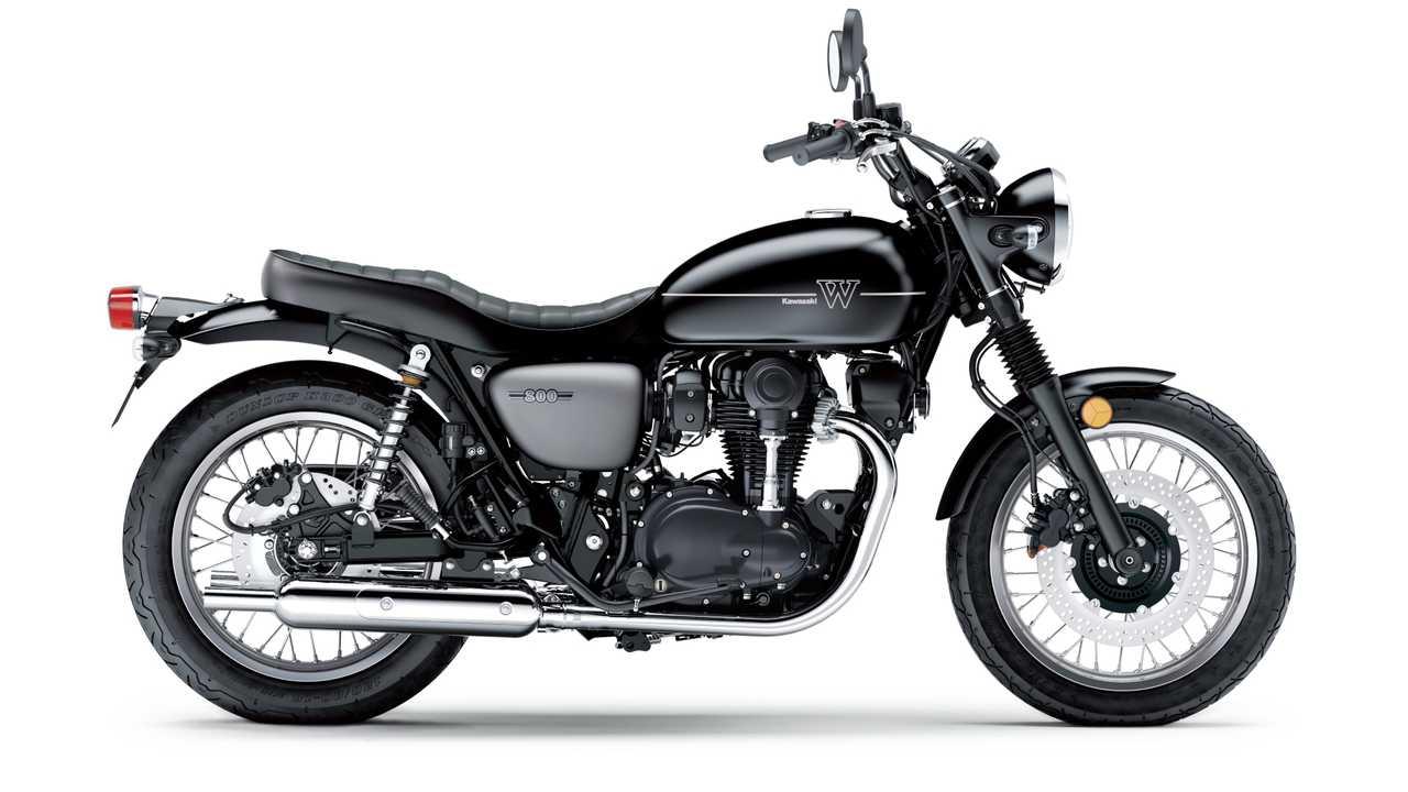 2019 Kawasaki W800 Street