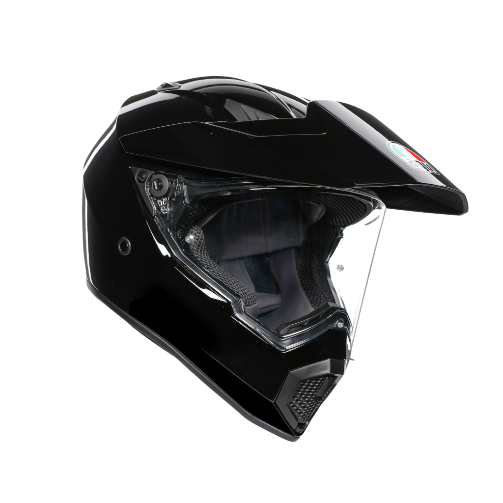 AGV AX9 in black